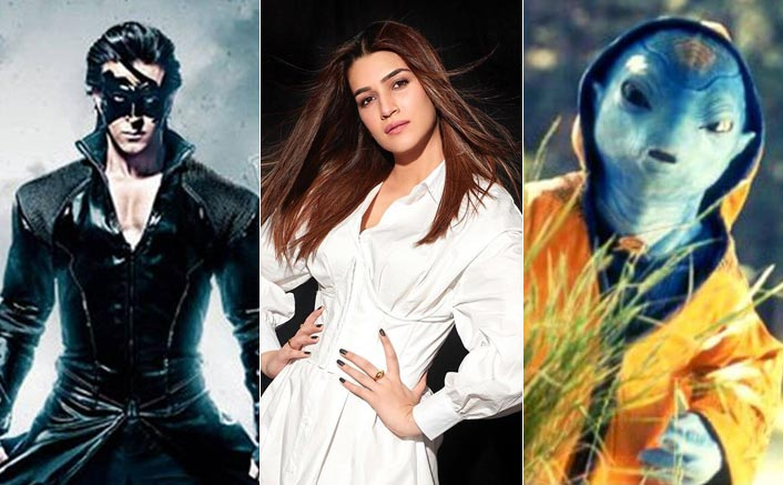 Krrish 4: Kriti Sanon To Turn Superheroine & Another Actress To Come On-Board With Hrithik Roshan & Jadoo?