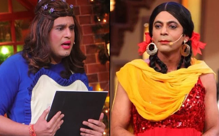 Krushna Abhishek's Reply To Fan Who Says He Doesn't Miss Sunil Grover's Gutthi Anymore Is Winning Hearts!