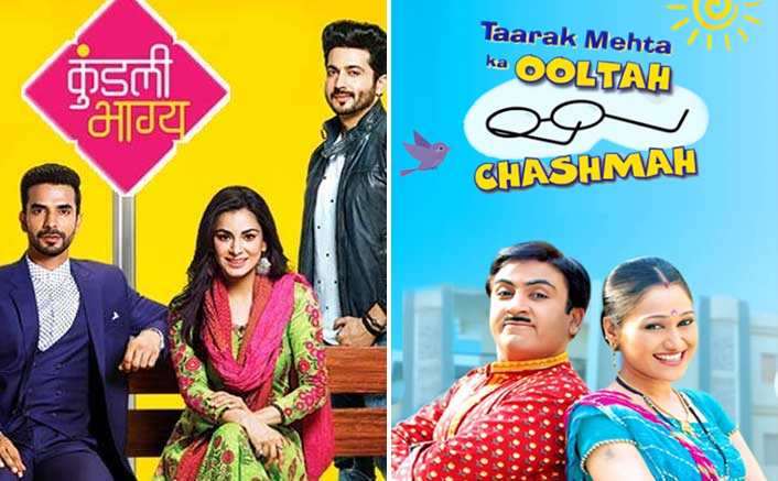 Kundali Bhagya Beats Taarak Mehta Ka Ooltah Chashmah, Becomes The MOST Watched Show During Unlock Phase!