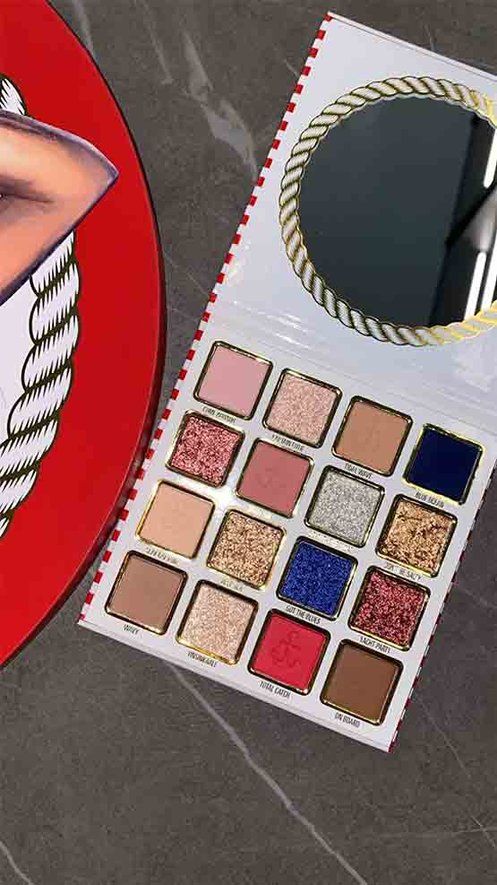 Kylie Jenner's Next Sailor Summer Makeup Collection Looks BOMB; Check Out Here