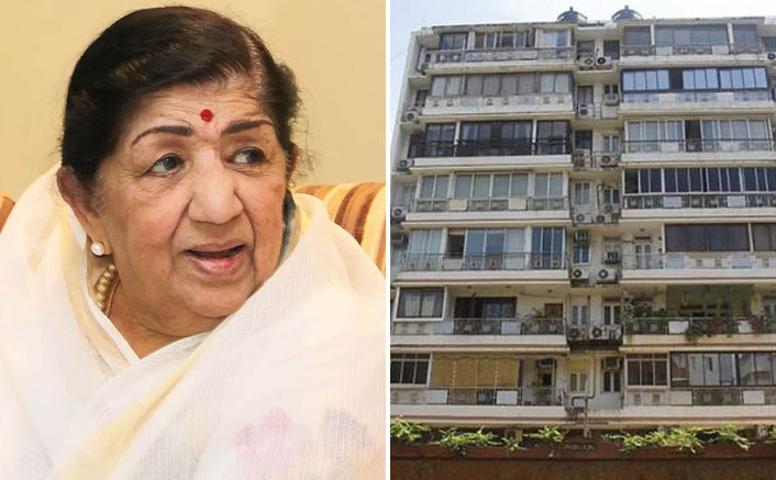 Lata Mangeshkar's Building Sealed By BMC; Family Issues An Official Statement
