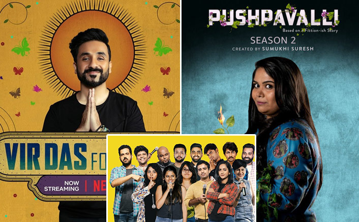 From Amazon Funnies To Vir Das For India, Beat Your Quarantine Blues By Laughing Your Heart Out Watching These Comedy Shows