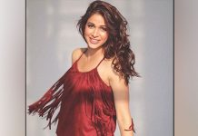 Lavanya thinking about nothing in new post