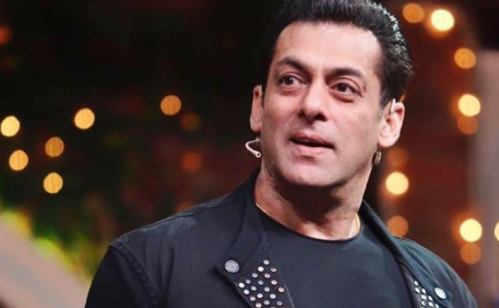 Bigg Boss 14: Salman Khan's Picture From The Promo Goes Viral! Check Out