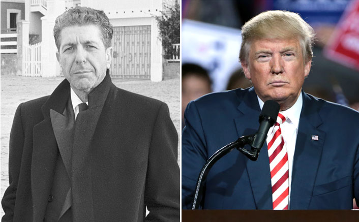 """Leonard Cohen Fans Are Fuming Now After """"Hallelujah"""" Song Used At Donald Trump's Speech"""