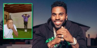 Lesson Gone Wrong! Jason Derulo Knocks off Will Smith's Front Teeth In A Hilarious TikTok Video! Watch