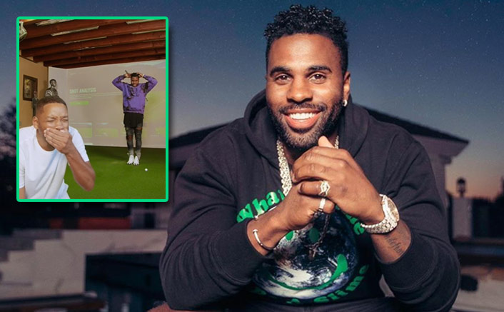 Lesson Gone Wrong! Jason Derulo Knocks off Will Smith's Front Teeth In A Hilarious TikTok Video! Watch(Pic credit: Instagram/jasonderulo)