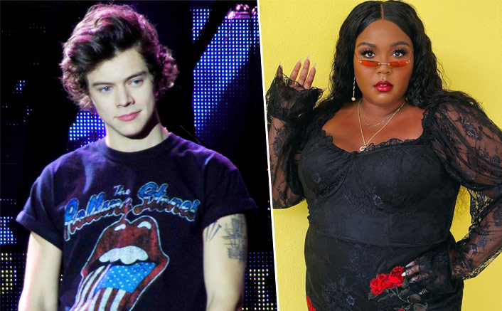 #LizzoIsOverParty: Lizzo Slammed For Making S*x Jokes About Harry Styles; Fans Comes To Rescue