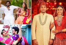 Locked and hitched: Star couples who got married amid lockdown