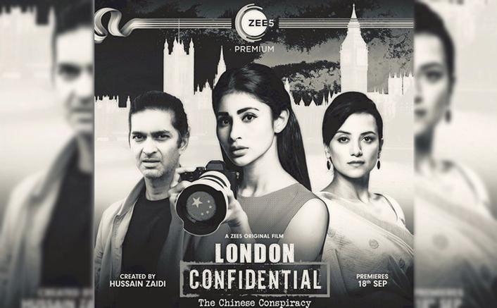 Mouni Roy & Purab Kohli's 'London Confidential' Is An Espionage Saga Reveals S. Hussain Zaidi