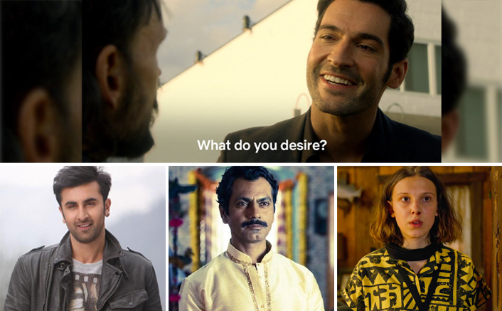 Lucifer Asks Ranbir Kapoor, Gaitonde & Eleven From Stranger Things 'What Do You Desire?' The Answers Are Hilarious!