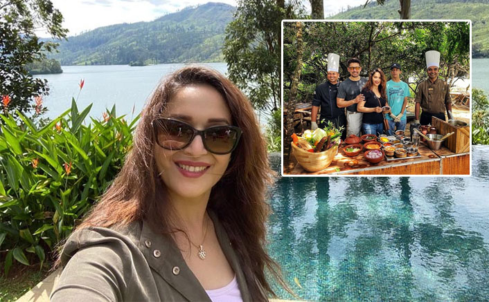 Madhuri Dixit Recalls Her Family Trip To Sri Lanka Last Year & Appreciates The Cuisine
