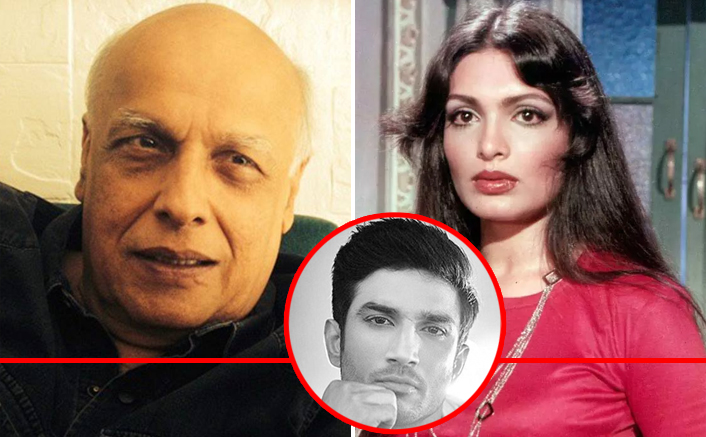"When Mahesh Bhatt On His Relationship With Parveen Babi Said, ""I Was Held Back By Morality"""