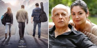 Mahesh Bhatt to Pooja: If 'Sadak 2' works it belongs to all of you; if not, it's mine