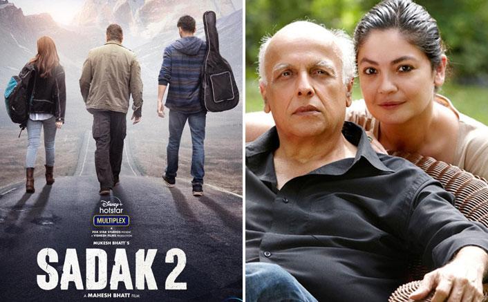 "Sadak 2: Mahesh Bhatt Says To Pooja Bhatt, ""If The Film Works, It Belongs To All Of You"""