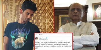 Majeed Memon: Sushant was not as famous during his lifetime as after death