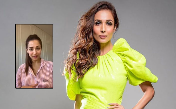Malaika Arora Shares Her DIY Recipe For Acne, Breakouts & It's Highly Affordable