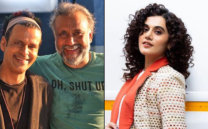 Manoj Bajpayee Collabs With Anubhav Sinha & Taapse Pannu Is Excited To Witness 'The Best Of Both Worlds' Just Like Us!