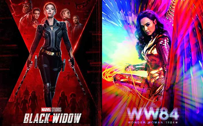 Marvel's Black Widow VS DC's Wonder Woman 1984: Which One Is Going To Be Worth Your Wait? VOTE NOW