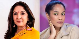 Masaba on sharing screen with mom Neena Gupta: It's quite an experience