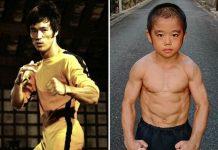 Meet Bruce Lee's Mini Version - A 10-year-old Japanese School Boy Ryusei Imai