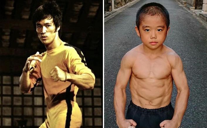 Meet Bruce Lee's Mini Version! A 10-Year-Old Japanese School Boy Named Ryusei Imai