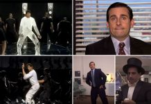 The Office Fame Steve Carell's Michael Scott Dancing To Hrithik Roshan's Main Aisa Kyun Hoon Is A Treat!