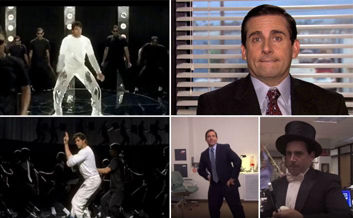 The Office Fame Steve Carell's Michael Scott Dancing To Hrithik Roshan's Main Aisa Kyun Hoon Is A Treat; WATCH