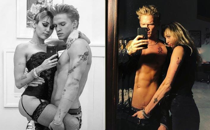 Miley Cyrus, Cody Simpson/ Instagram