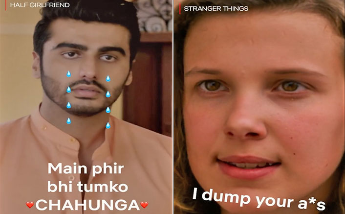 Millie Bobby Brown Dumping Arjun Kapoor's A** In Netflix's New Parody For Not Knowing 'Rasode Mein Kaun Tha?' Is By Far The Best