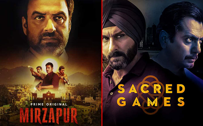 Mirzapur Or Sacred Games? Which Is Your Most Favourite Indian OTT Show? VOTE NOW