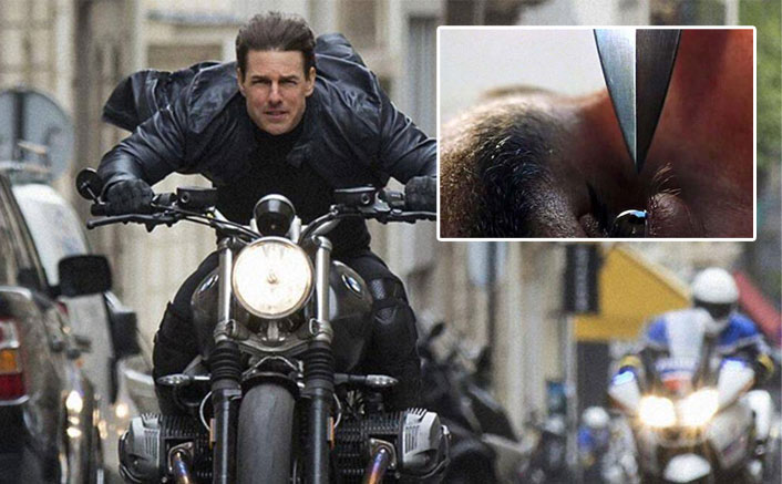 Mission Impossible Trivia: Tom Cruise Shot This 'Knife In The Eye' Scene With Real Knife & It Was His Idea