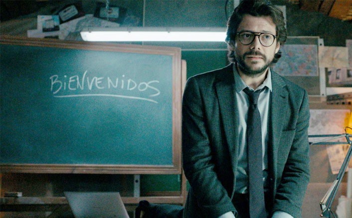 Money Heist Season 5: Álex Pina REVEALS Newest Enemy Of La Casa de Papel Against The Professor! (Pic credit: Still from episode)