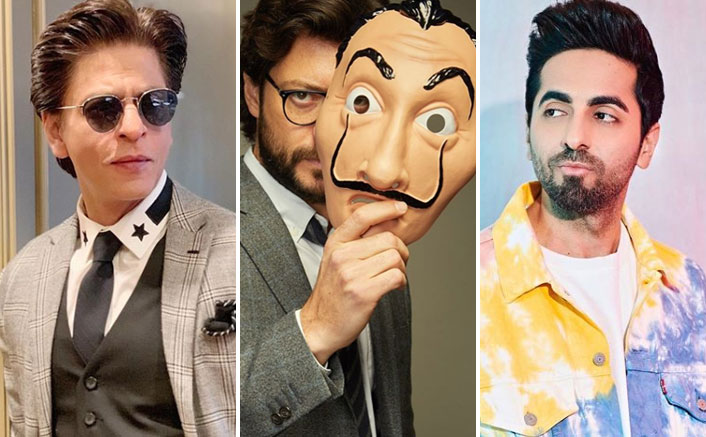 Money Heist: Shah Rukh Khan BEATS Ayushmann Khurrana With Maximum Votes To Play Professor, See Results!