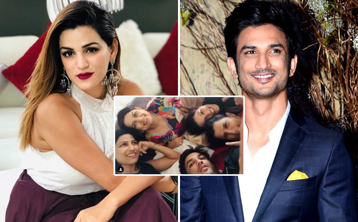 Sushant Singh Rajput's Sisters' Proud Reaction To Him Playing MS Dhoni Proves Their Happy & Loving Bond, WATCH