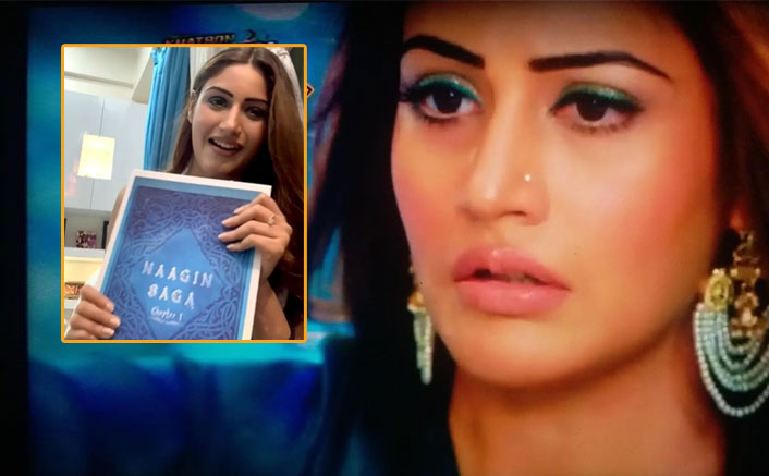 """Naagin 5 Actress Surbhi Chandna Opens Up On Taking The Saga Ahead: """"We're Scared, We're Nervous"""" - WATCH"""