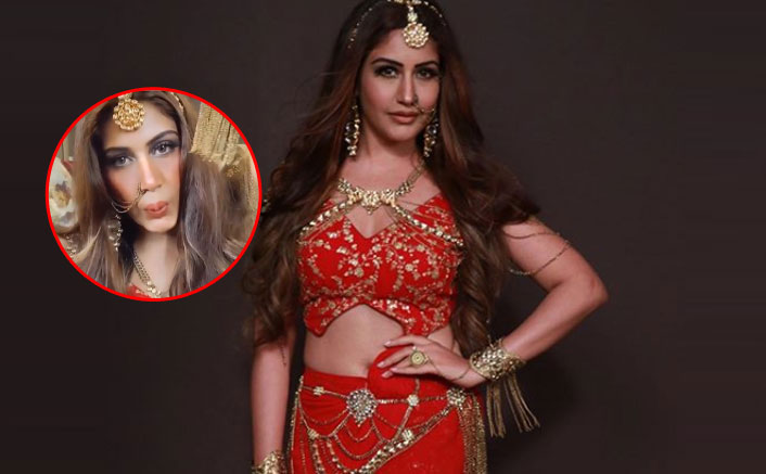 Naagin 5: Surbhi Chandna Having Fun While Getting Ready & Doing Naagin Pose Is A Treat To All Her Fans! WATCH