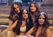 Naagin 5: Watch How Hina Khan Makes A Stunning Entry In Season 4 Finale Ft. Nia Sharma, Surbhi Jyoti & Adaa Khan!