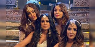 Naagin 5: Watch How Hina Khan Makes A Stunning Entry In Season 4 Finale Ft. Nia Sharma, Surbhi Jyoti & Adaa Khan!