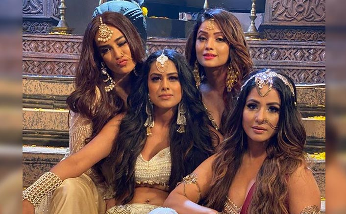Naagin 5: Hina Khan Makes A Stunning Entry In Season 4 Finale Ft. Nia Sharma, Surbhi Jyoti & Adaa Khan, WATCH