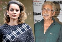 """Naseeruddin Shah On Kangana Ranaut: """"We Are All Too Scared Of What She Will Say Next"""""""