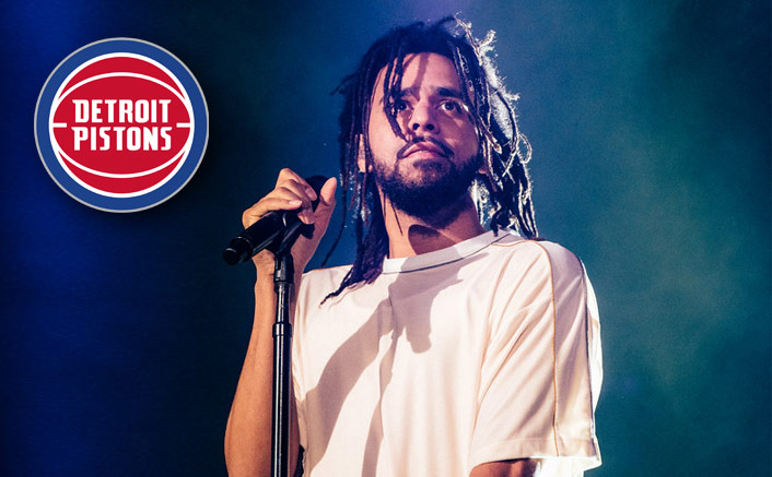 NBA Team Detroit Pistons Extend Their Tryout Offer To Rapper J. Cole!