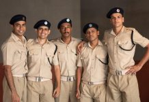 Netflix- 5 NEW CADETS ON THE BLOCK WITH NETFLIX'S CLASS OF '83!
