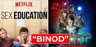 Netflix Shares A Series Of Binod Memes Ft. Original Show Including S*x Education & Stranger Things & We Can't Stop Laughing!