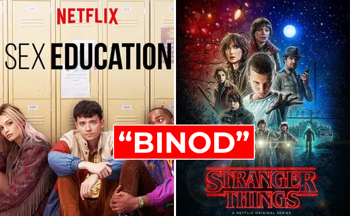 Binod Takes Over Netflix! Memes OUT Ft. Shows Like Sex Education, Stranger Things & We Can't Stop Laughing