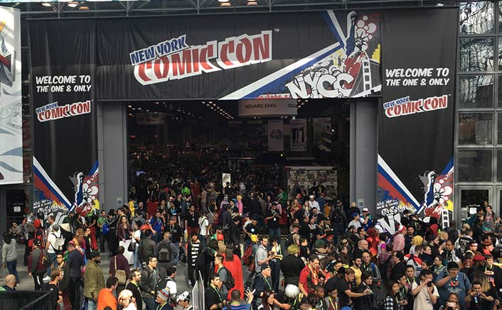 New York Comic-Con Cancels The Event, Goes Online Instead!