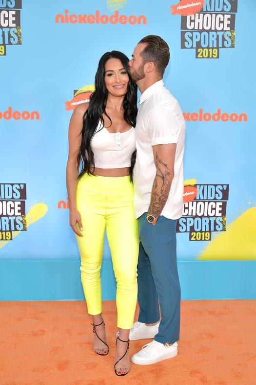 Nikki Bella & Artem Chigvintsev Relationship Timeline(Photo Credit - Getty Image)
