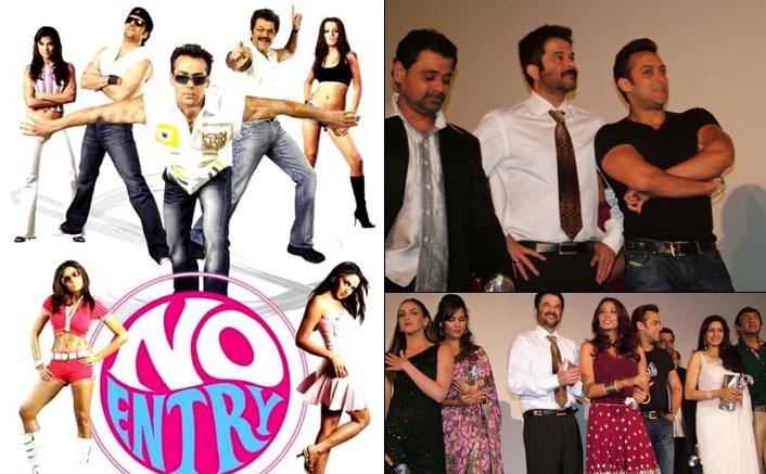 No Entry Turns 15: Anil Kapoor Cracks The 'Be Positive' Joke Yet Again