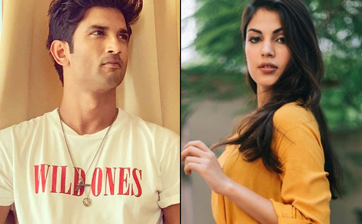 Sushant Singh Rajput Case: Rhea Chakraborty's Transfer Plea Should Be Disposed, Says Bihar Govt. To SC