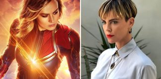 Not Brie Larson But Charlize Theron As Captain Marvel? Fan Art Proves She'll Appear Promising & Powerful!